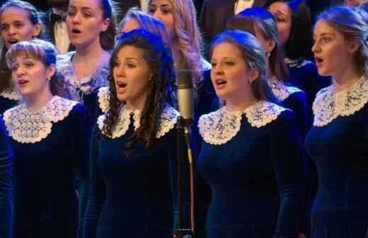 Chor oder Vokalensemble