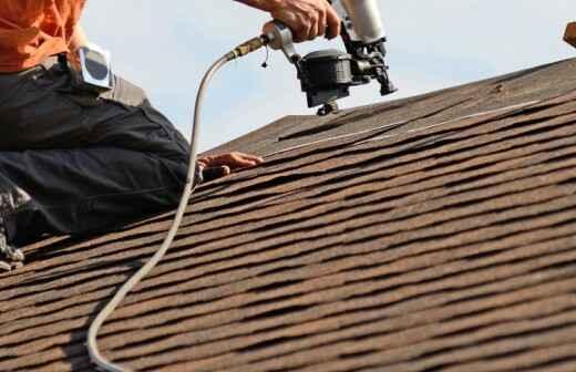 Dachdeckerarbeiten - Dachdeckung - Dach
