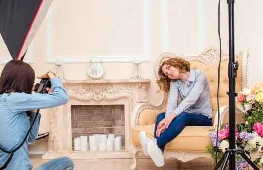 Fotoshooting - Sitzung