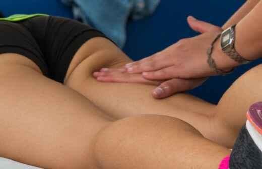 Sportmassage - Pediküre
