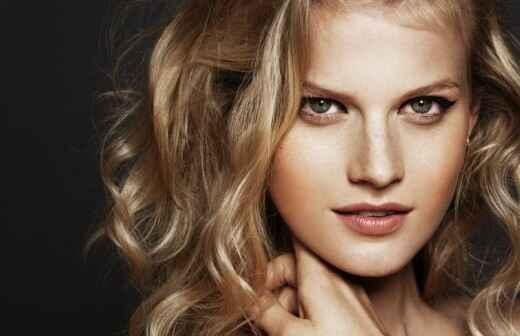Casting- und Portraitfotos für Models - Schüsse