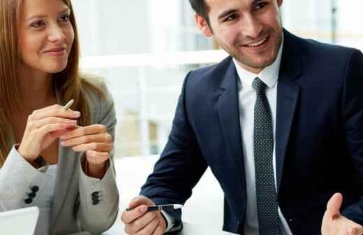 Unternehmensberatung - Positionierung