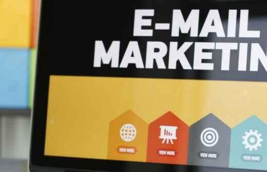 E-Mail-Marketing - Entwurf