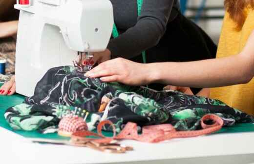 Nähunterricht - Textil-