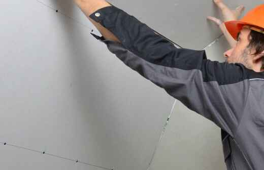 Schallschutz - Wand