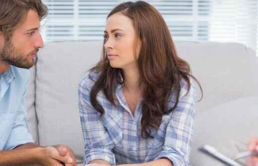 Paarberatung (Paartherapie) - Homosexuell