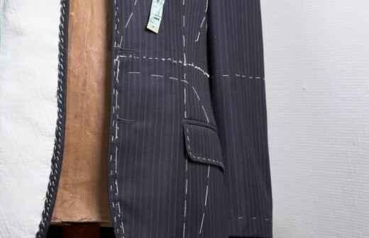 Maßgeschneiderte Kleidung - Tragen