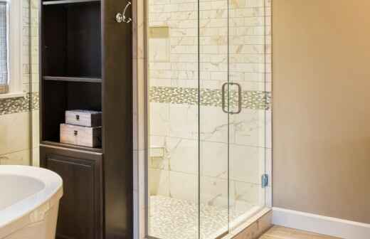 Badsanierung - Türen