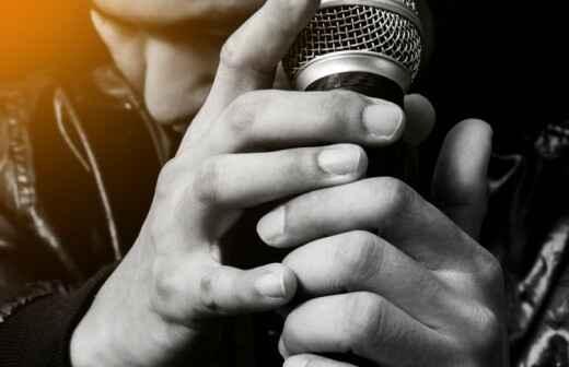 Sänger (Veranstaltung) - Rapper
