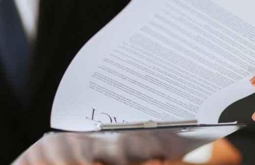 Rechtsanwalt für Unternehmensrecht - Streit
