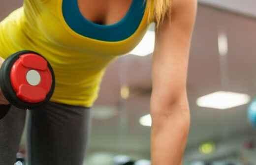 Körpergewicht Training - Gewicht Verlieren