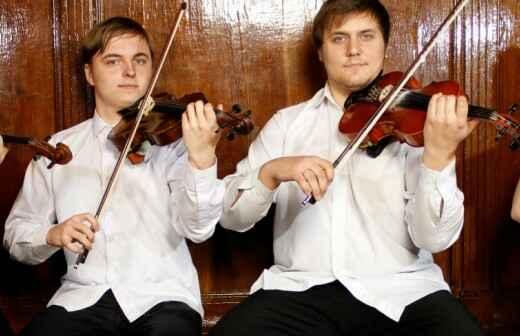 Streichquartett für die Hochzeit - Duett