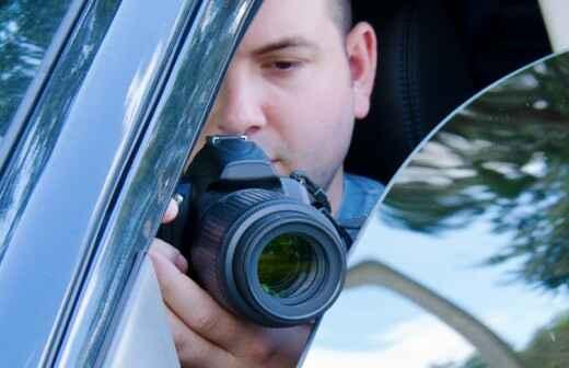 Privatdetektive - Hintergrund