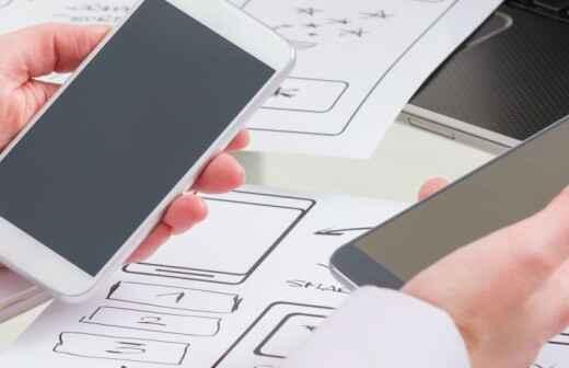 Mobile Softwareentwicklung - Bewirtung