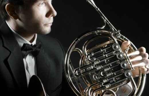 Hornunterricht - Bariton