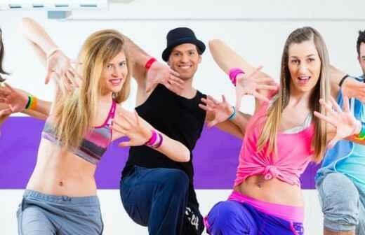 Hip-Hop Tanzunterricht - Tanzen