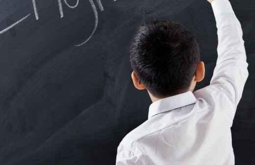 ESL (Englisch als Zweitsprache) Unterricht - Arabisch Englisch