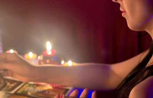 Tarot lesen - Chakra