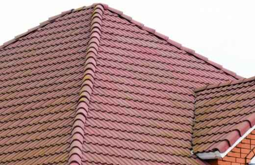 Ziegeldach - Dach