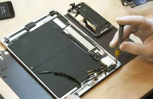 Mac Reparatur - Autorisiert