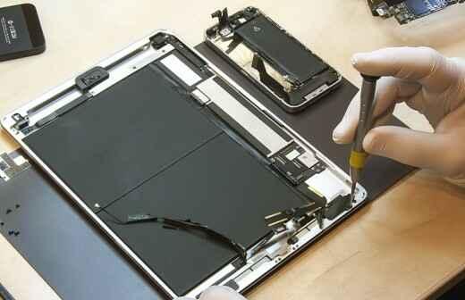 Mac Reparatur - Vor Beschäftigungsbeginn