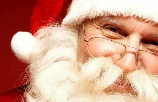 Weihnachtsmann - Kostüm