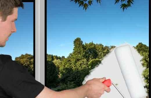 Fenstergitter / Fensterschutz - Gewölbt