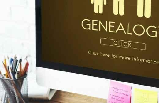 Ahnenforschung - Genealogie - Hintergrund