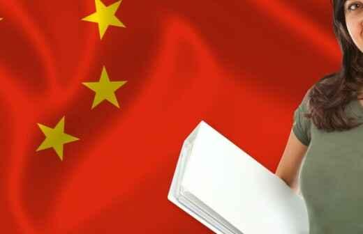 Mandarin Übersetzung - Phonetisch