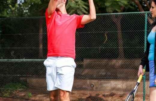 Privates Tennistraining (für mich oder meine Gruppe)