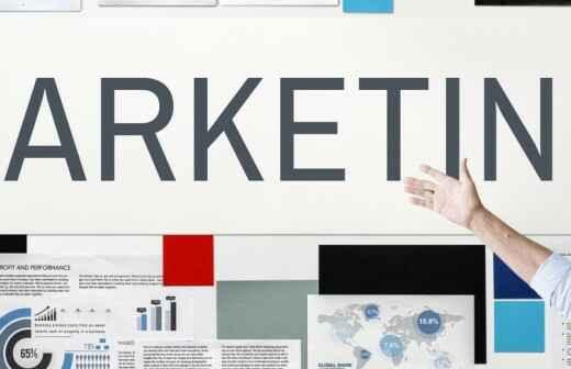 Marketing-Schulung - Vertreten