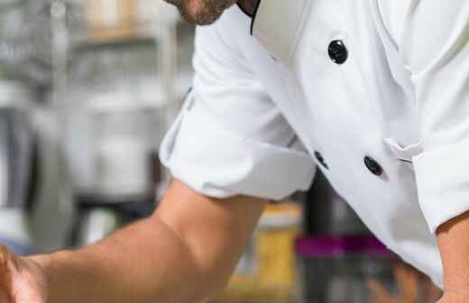 Koch mieten (einmalig) - Bäckerei