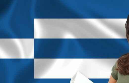 Griechisch Übersetzung - Mehrsprachig