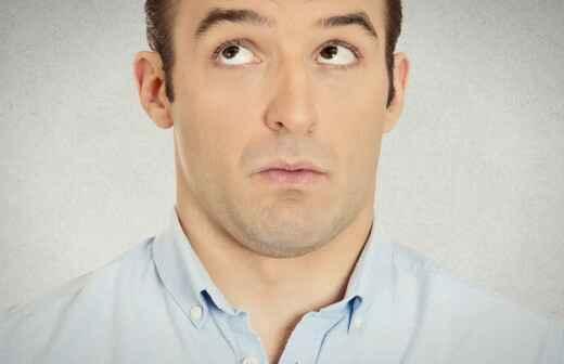 Casting- und Portraitfotos für Schauspieler - Schüsse