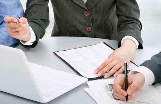 Buchhaltung Ausbildung / Schulung - Überprüfung