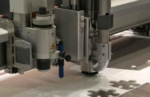 Plastic Fabrication - Confection