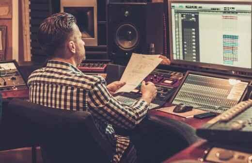 Audio Production Lessons - Randwick