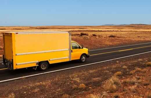 Long Distance Moving - Driving Service