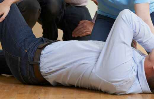 Safety and First Aid Instruction - Randwick