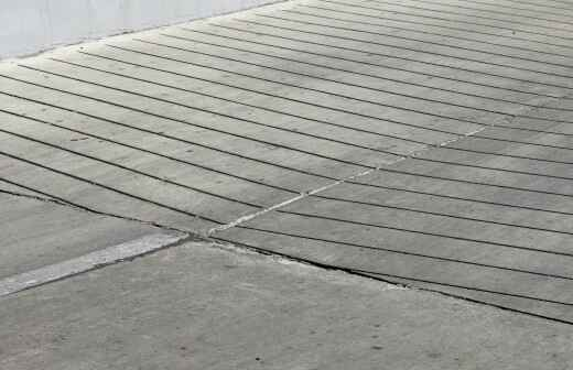 Concrete Driveway Installation