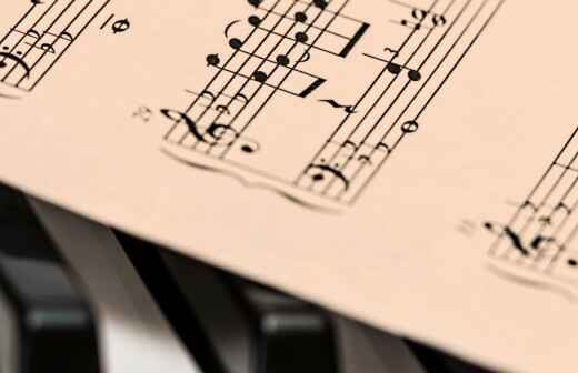 Music Engraving - Nipissing