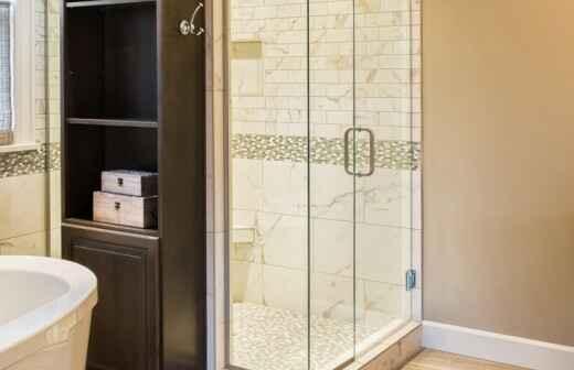 Bathroom Remodel - Soundproof Wall