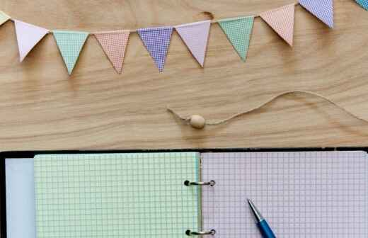 Party planning (for children) - Anniversary