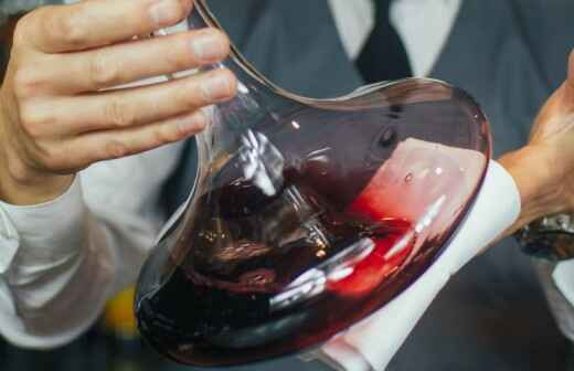 Sommelier Services