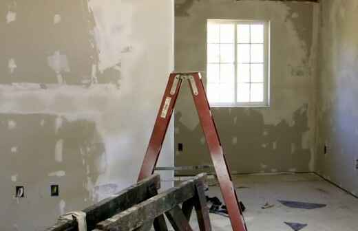 Home Remodeling - Soundproof Wall