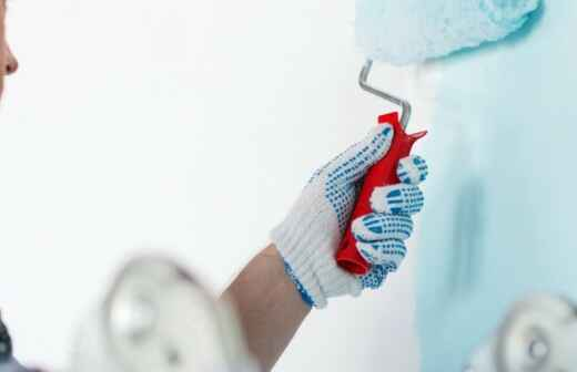 Interior Painting - Lacquering