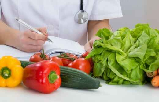 Ernährungsberatung - Pfleger