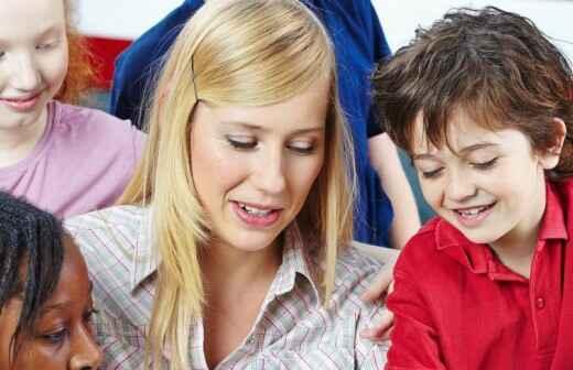 Fachsprachenunterricht - Fließend