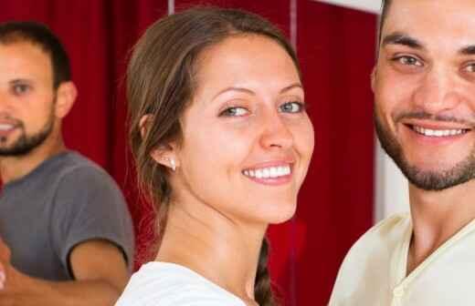 Tanzunterricht für die Hochzeit - Wangen-Br??ttisellen