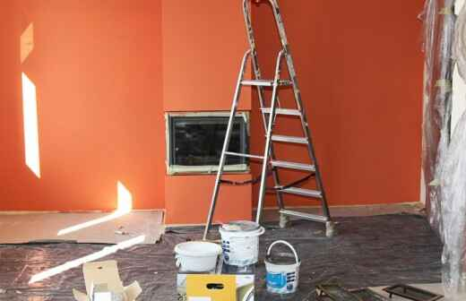 Modernisierungsmaßnahmen - Bauunternehmen